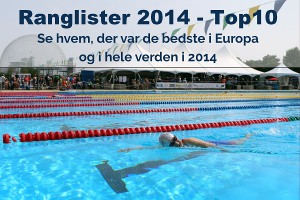Rankings 2014 -                                               Masters Swimming FINA -                                               LEN