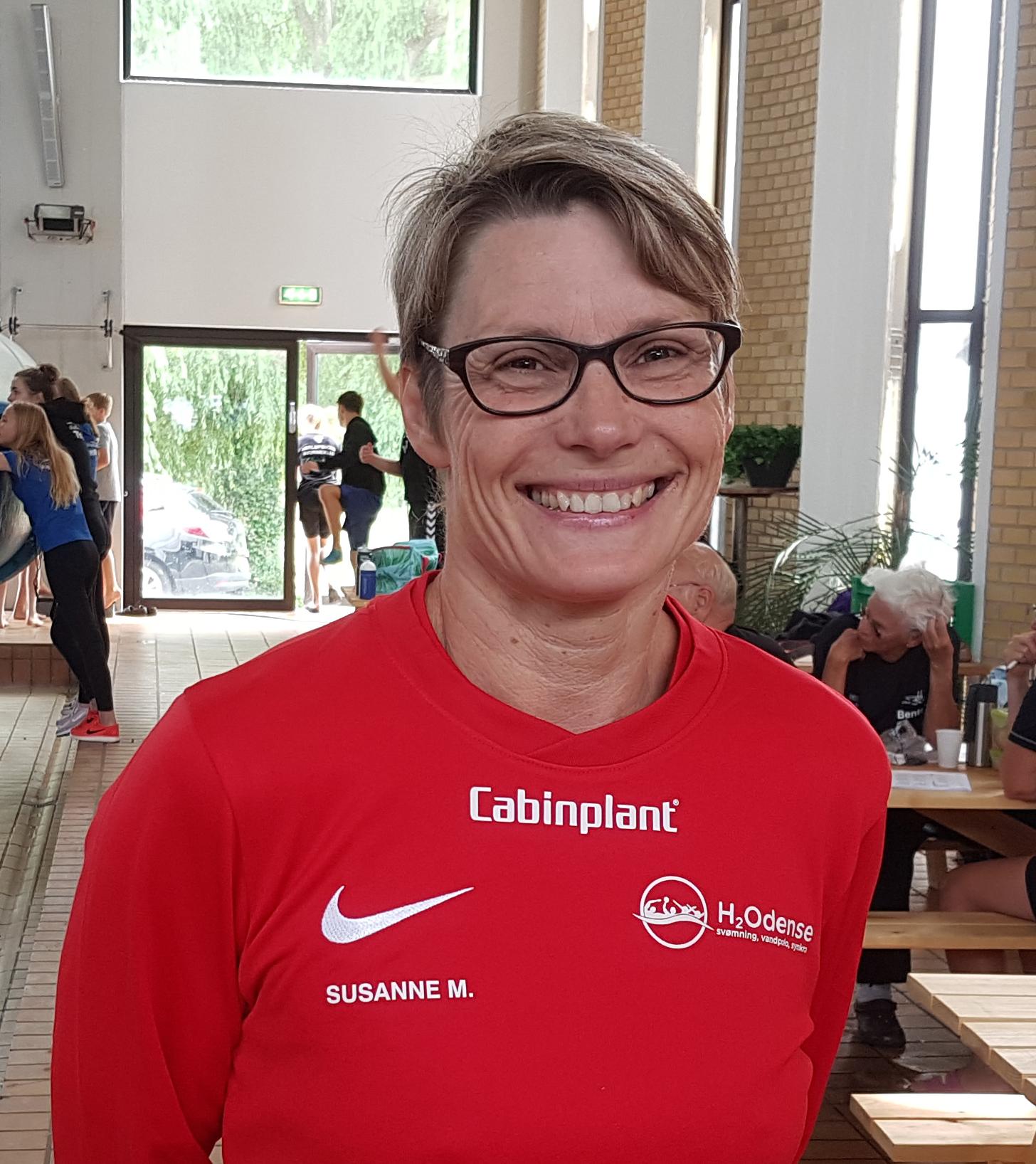 Susanne Metzsch                                               topper Rangliste 2018