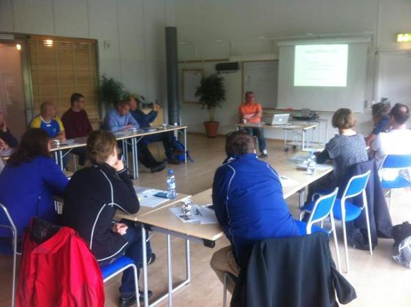 Svenska Masters Clinic 2012