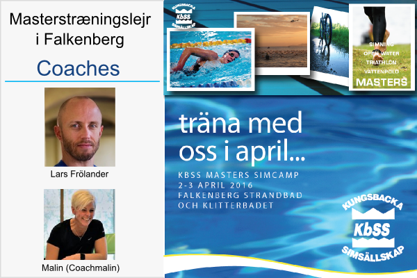 Masters training                                               camp Kungsbacka