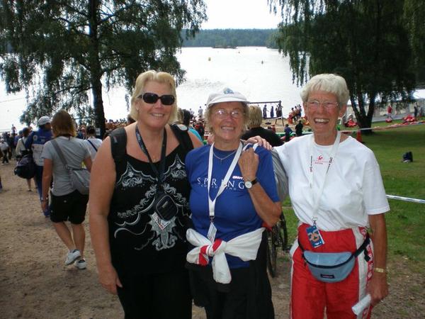 Winnie, Ulla og Grethe