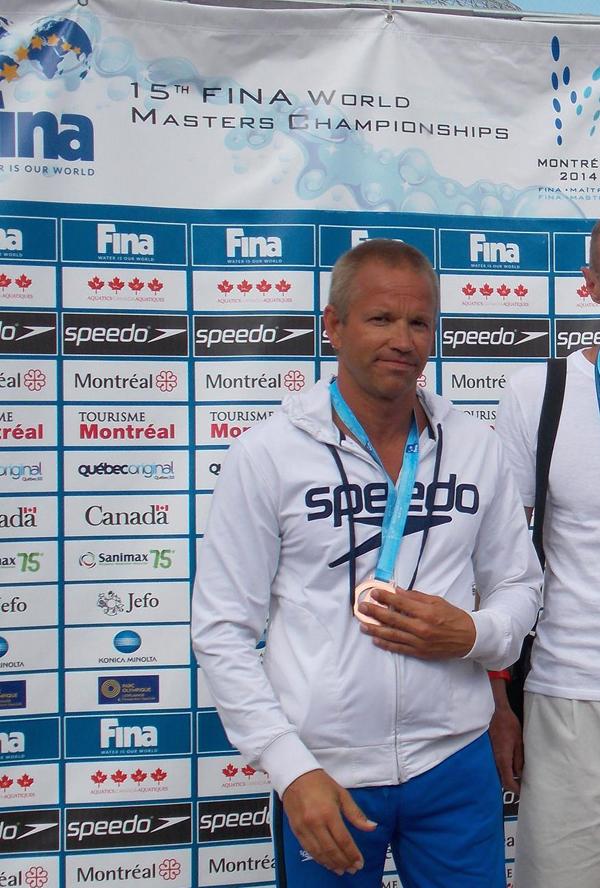 Janne                                                         Virtanen -                                                         bronze ved VM i                                                         Montreal