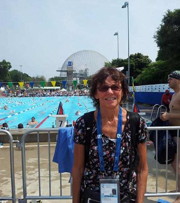 Margit                                                         Ohlsson vinder                                                         VM-guld i                                                         Montreal