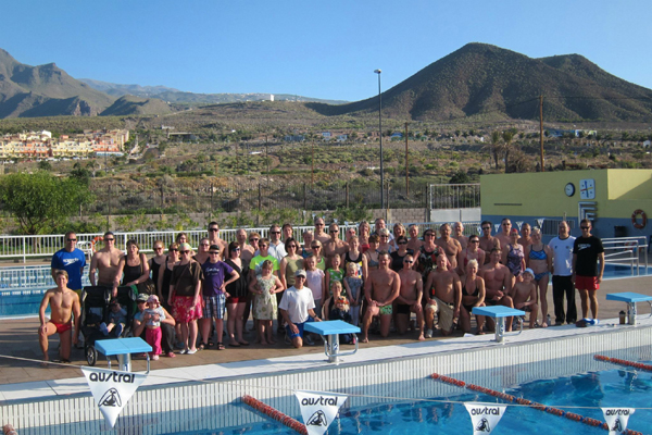 Finnish Masters Training Camp 2013 Tenerife