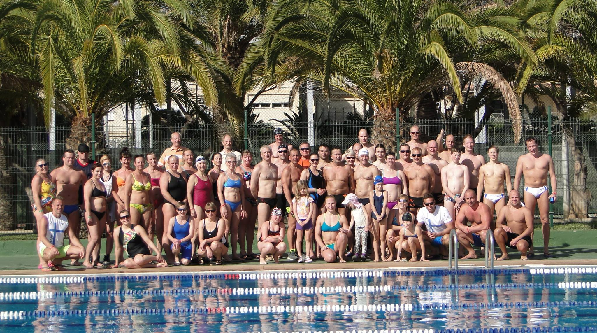 Finnish Training                                               Camp 2015 - Los                                               Christianos - Tenerife
