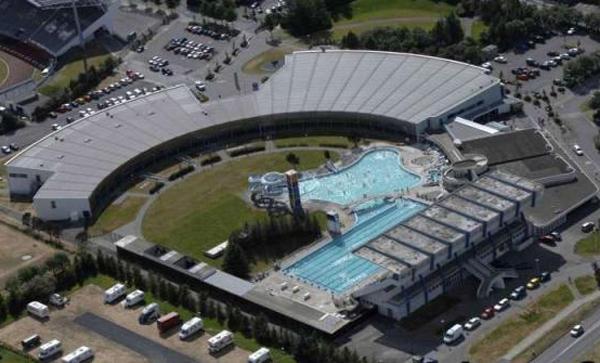 Laugardalslaug Pool